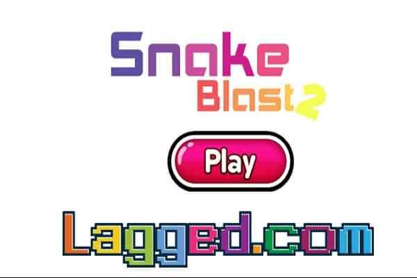 Play Snake Blast 2