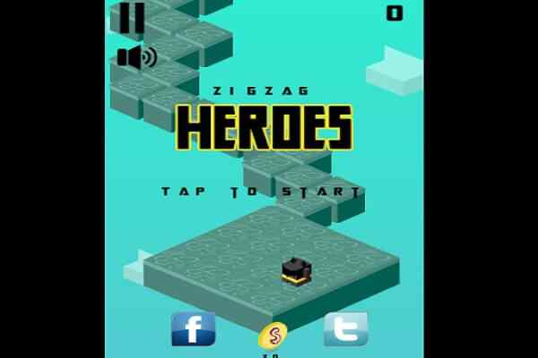 Play ZigZag Heroes
