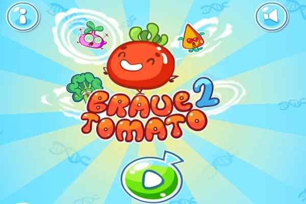 Play Brave Tomato 2
