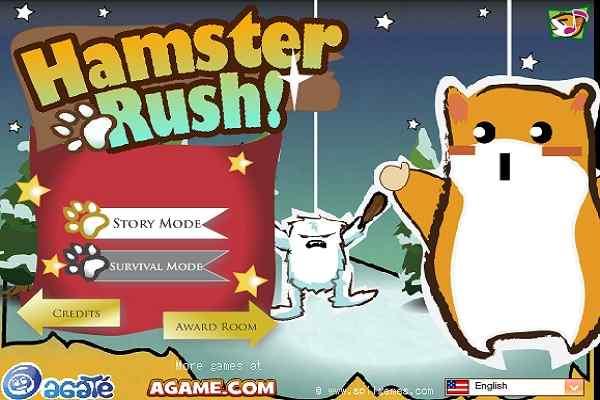 Play Hamster Rush