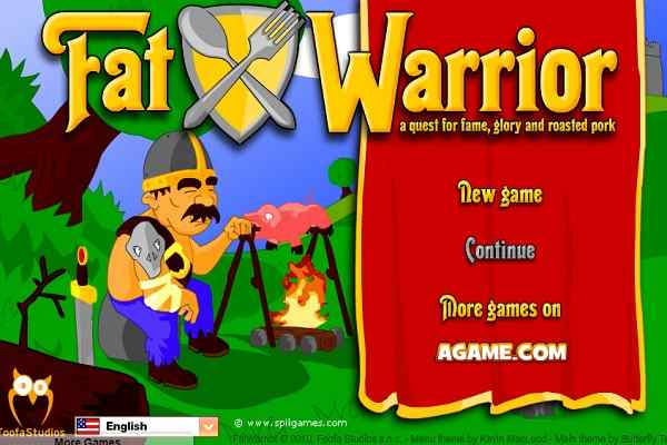Play Fat Warrior