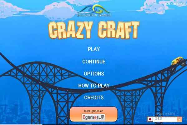 Play Crazy Craft