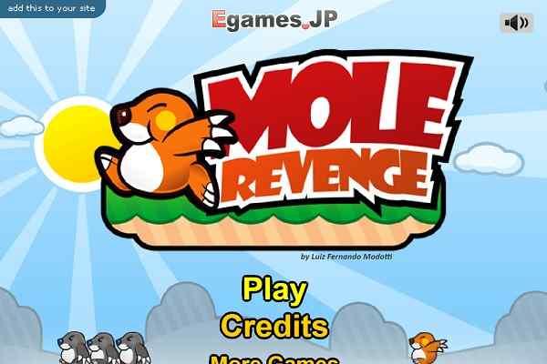 Play Mole Revenge