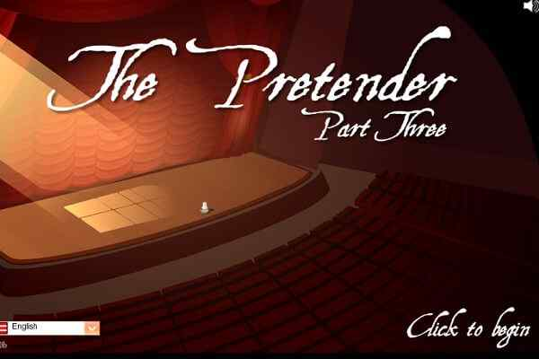 Play The Pretender Part Three