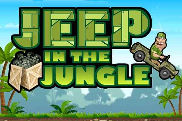 Play Jeep in the Jungle
