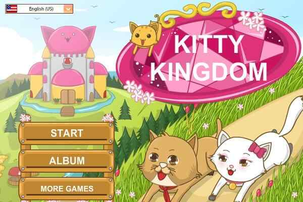 Play Kitty Kingdom