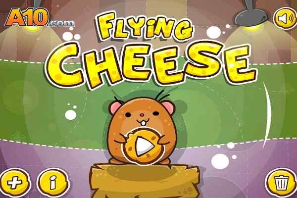 Play Flying Cheese