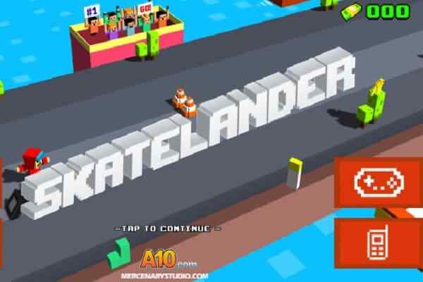 Play Skatelander