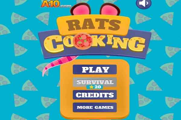 Play Rats Cooking