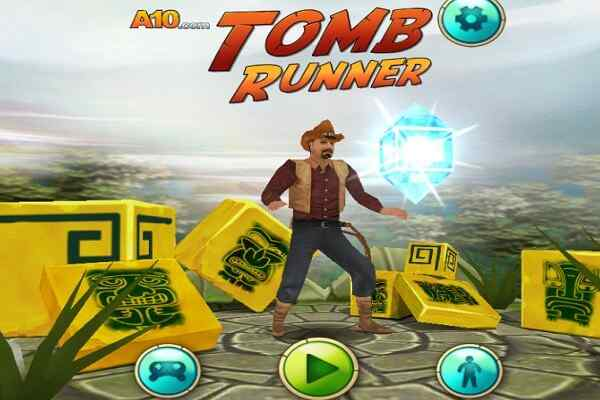 Play Tomb Runner