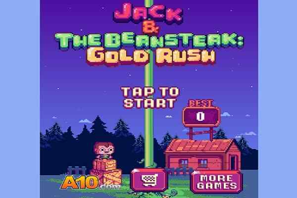 Play Jack  the Beansteak Gold Rush