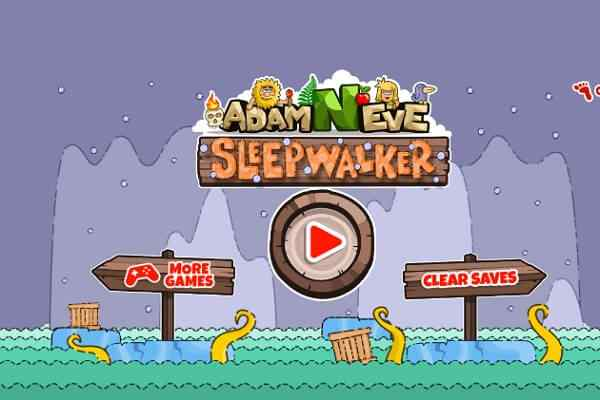 Play Adam and Eve Sleepwalker