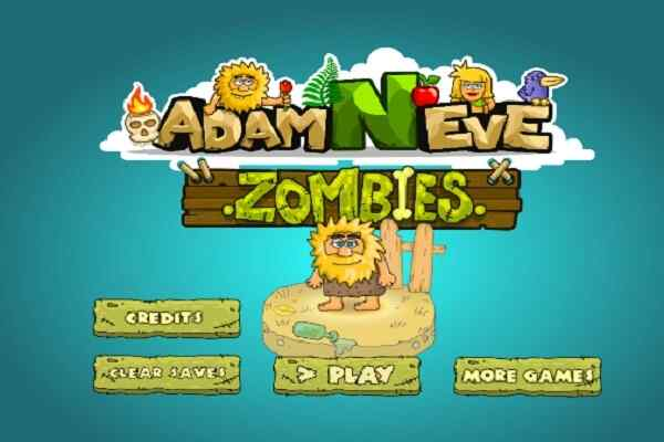 Play Adam and Eve Zombies