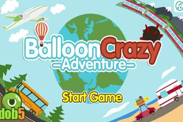 Play Balloon Crazy Adventure