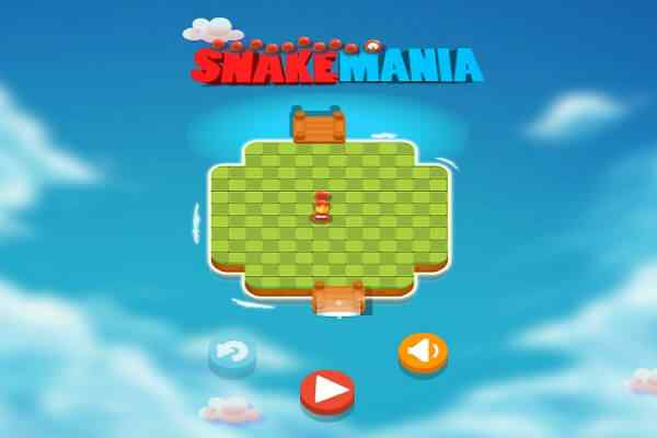Play Snake Mania