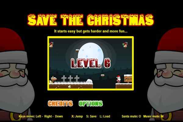 Play Save the Christmas