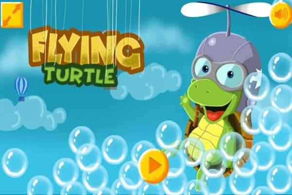 Play Flying Turtle
