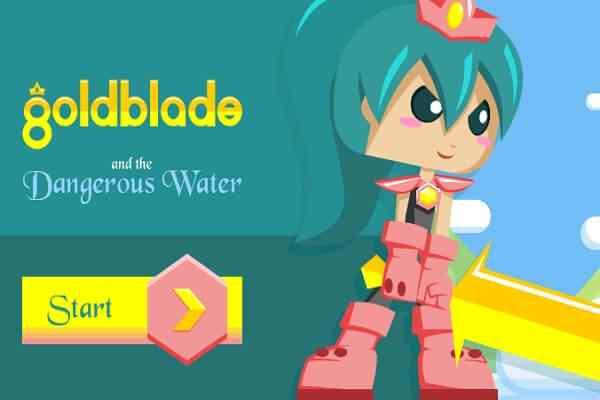 Play Goldblade