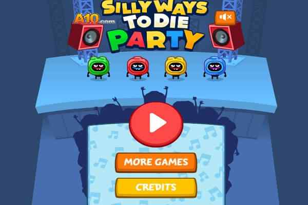 Play Silly Ways To Die Party
