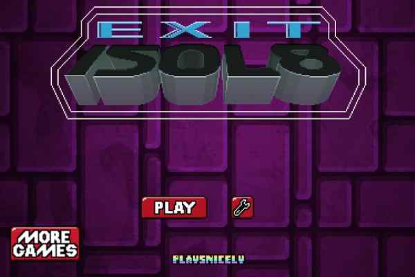 Play Exit Isol8