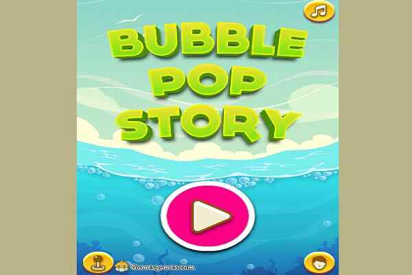 Play Bubble Pop Story