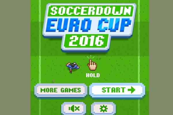 Play Soccerdown Euro Cup 2016