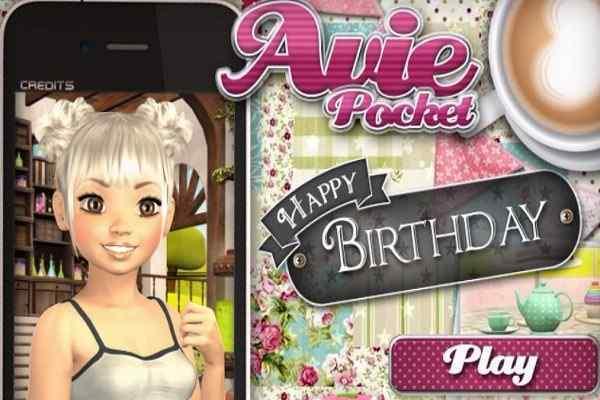 Play Avie Pocket: Birthday