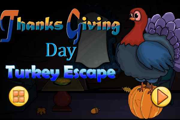 Play Thanksgiving Day Turkey Escape