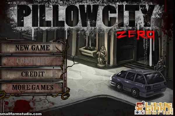 Play Pillow City Zero Zombie Outbreak