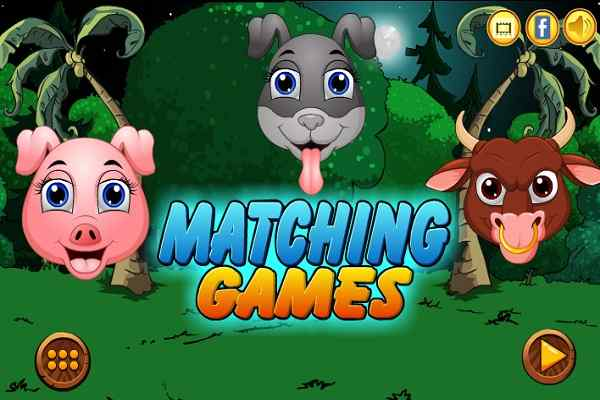 Play Pet Matching Games
