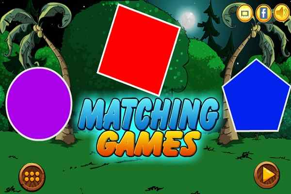 Play Shapes Matching Games