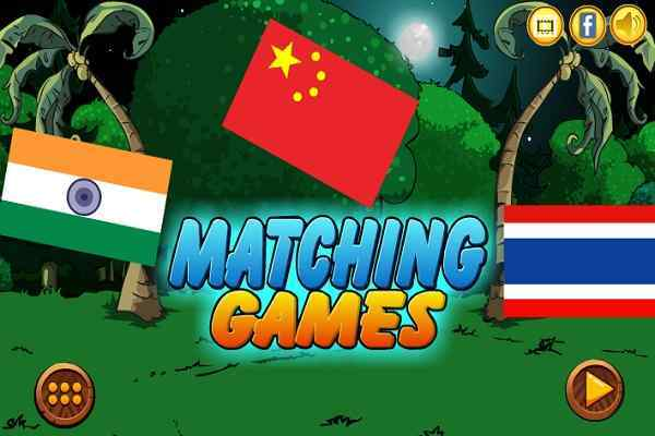 Play Flags Matching Games