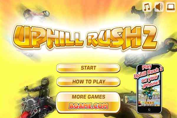 Play Uphill Rush 2 Girls