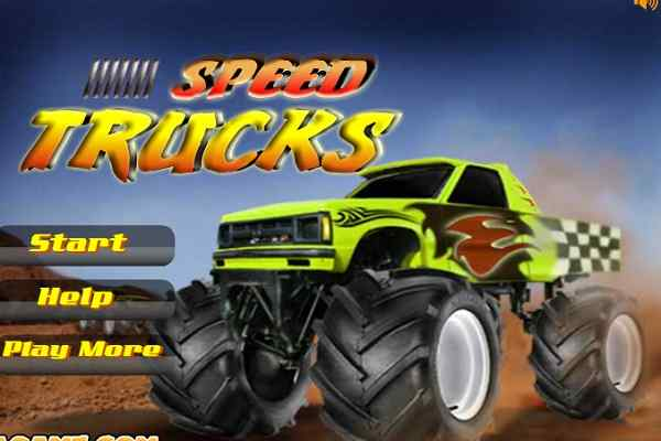 Play Speed Trucks