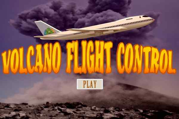 Play Volcano Flight Control