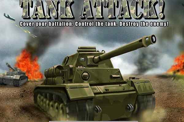 Play Tank Attack