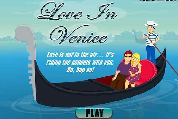 Play Love in Venice