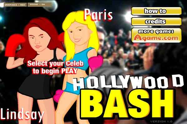 Play Hollywood Bash