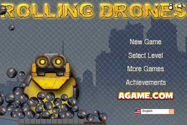 Play Rolling Drones