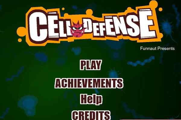 Play Cell Defense