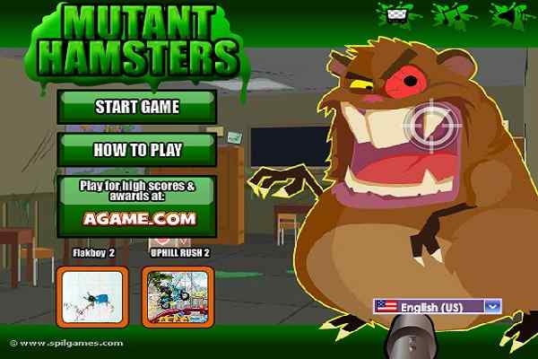 Play Mutant Hamsters
