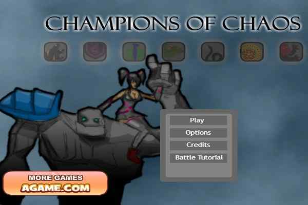 Play Champions of Chaos