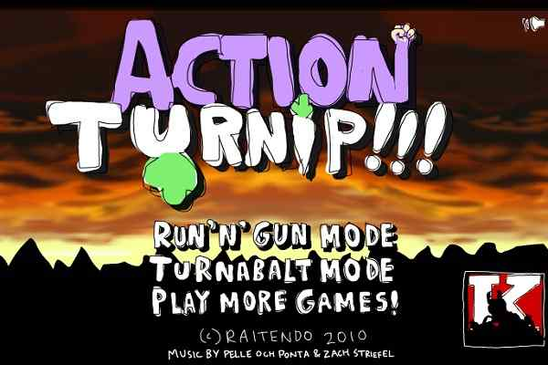 Play Action Turnip