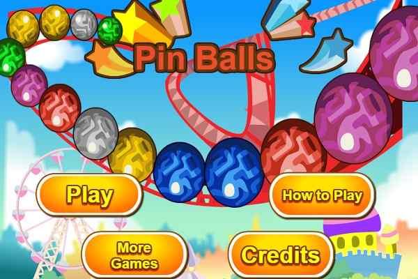 Play Pin Balls
