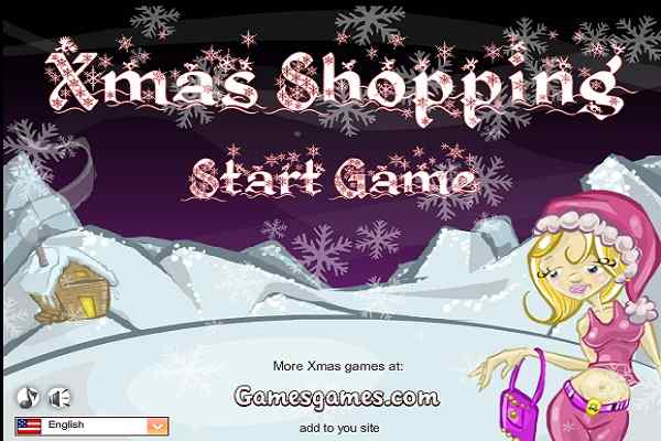 Play Xmas Shopping