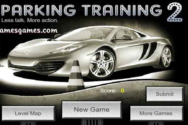 Play Parking Training 2