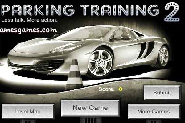 Play Parking Training 2