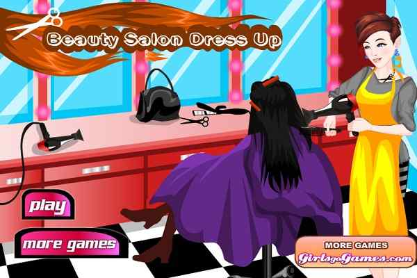 Play Beauty Salon Dress Up