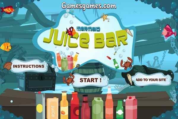 Play Mermaid Juice Bar