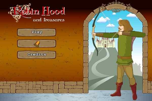 Play Robin Hood Shooting Treasures